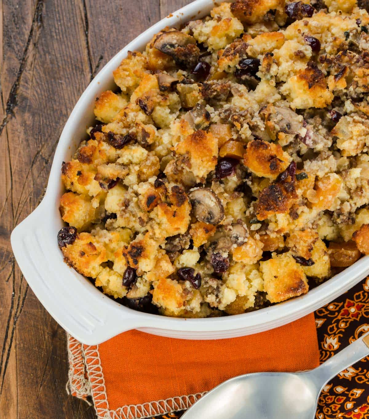 healthy thanksgiving side dishes and ideas