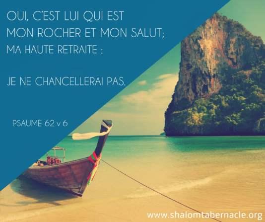 Psaume 63 V 6