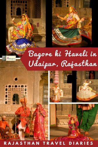 udaipur-bagore ki haveli-rajasthani dances-cultural performances- puppet show - travel-India- Rajashtan