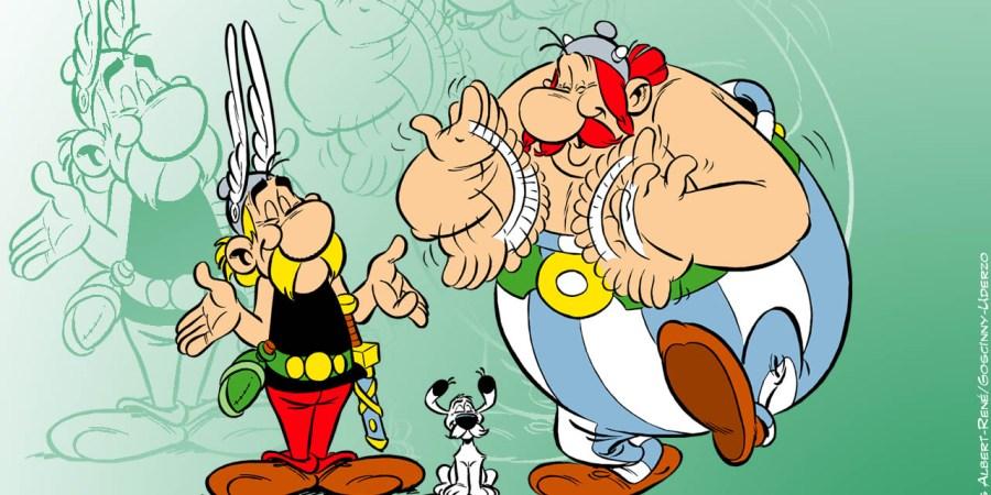 comics-guestblogging-bookreview-bookshelf-books-bookclub-contest-BYOB-Asterix-Obelix-comics