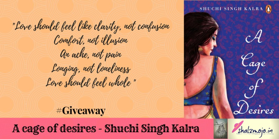 maya-books-review-author-speak-authorspeak-shuchi-singh-kalra-new-publication-penguin-book-release-writer-woman-cage-desires