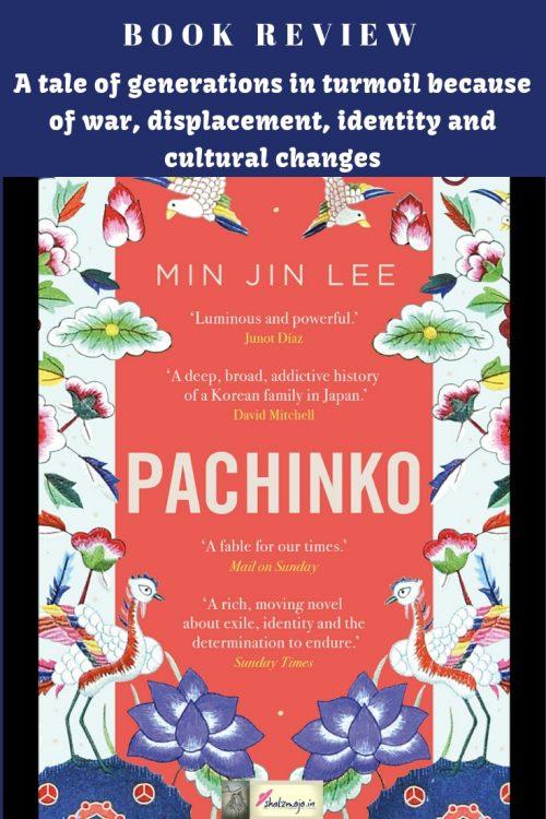 Pachinko book review Korea Japan generations war
