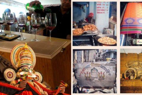 blog blessing shalzmojo kathakali dancer benares hampi travel musings book reviews