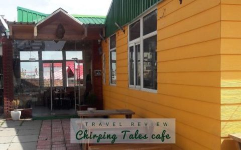 chirping tales cafe - mukteshwar- uttarakhand tourism - himalayas- travel review