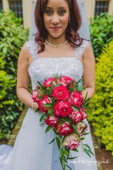 wedding photography at Eastbury Manor House Essex