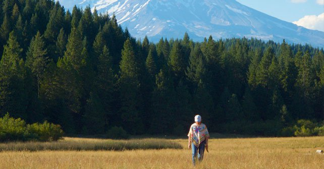 Coming together at Mount Shasta to build a long lasting powerful spiritual community.