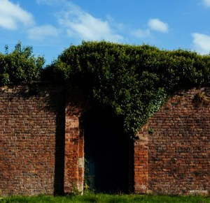 Garden Doorway Brick