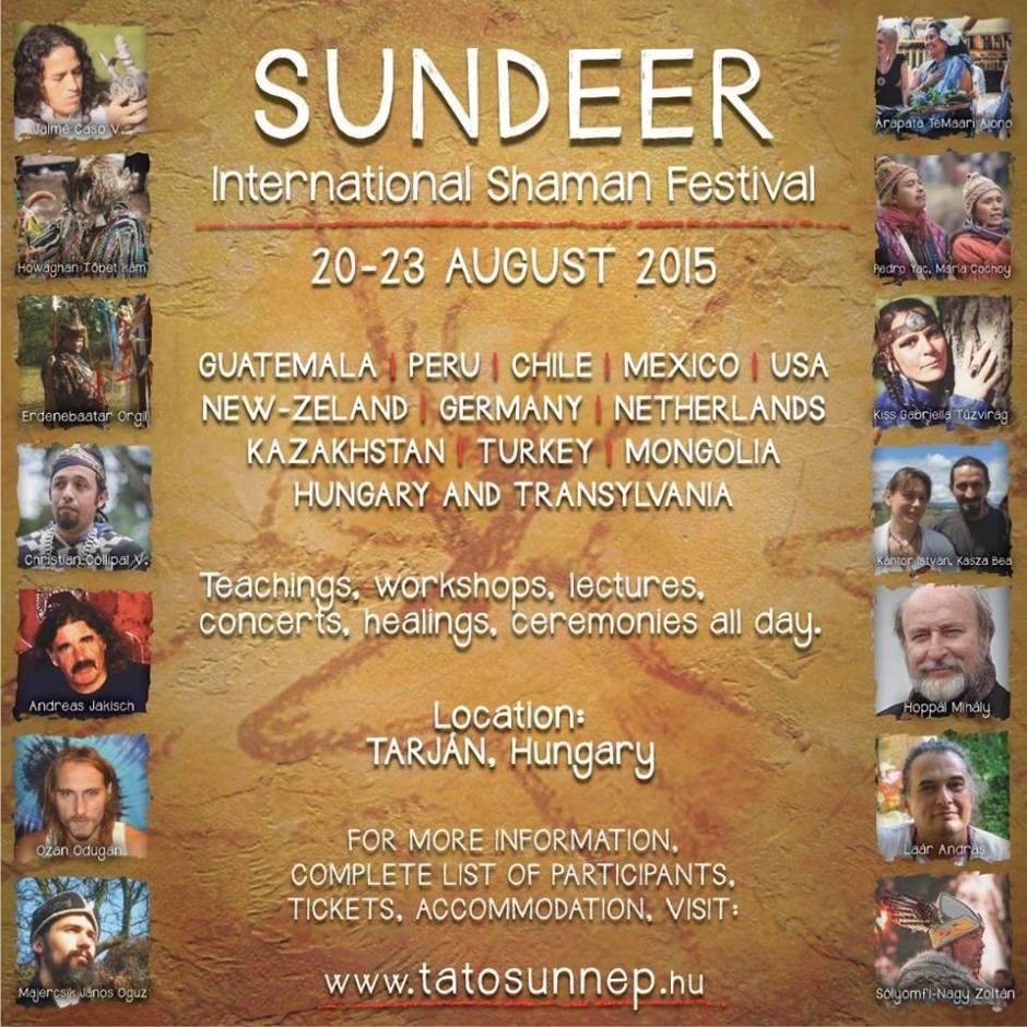 international shaman festival