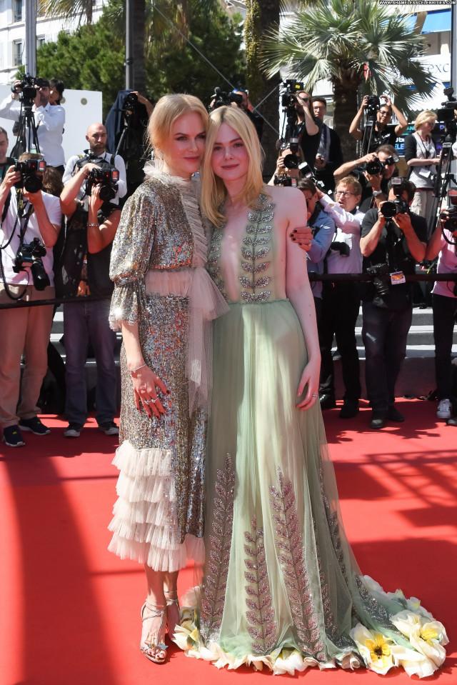 Elle Fanning Cannes Film Festival American Beautiful Sexy Celebrity