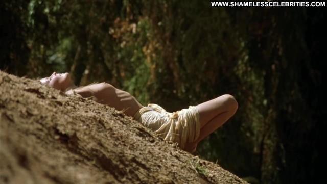 Bo Derek Tarzan The Ape Man Wet Topless Posing Hot Celebrity