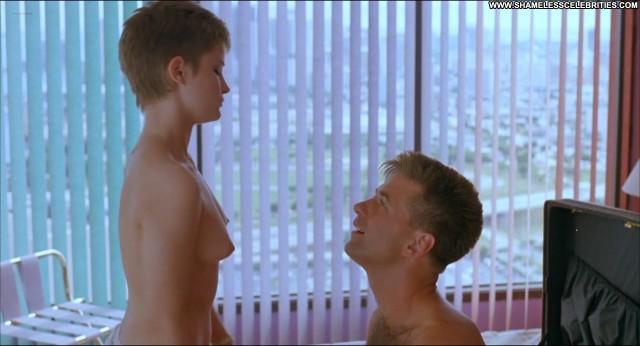 Jennifer Jason Leigh Miami Blues Sex Celebrity Topless Posing Hot