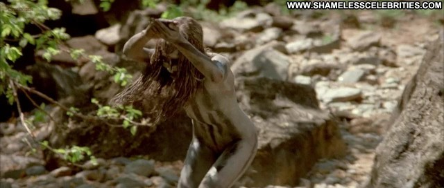 Rae Dawn Chong Quest For Fire Bush Topless Posing Hot Nude