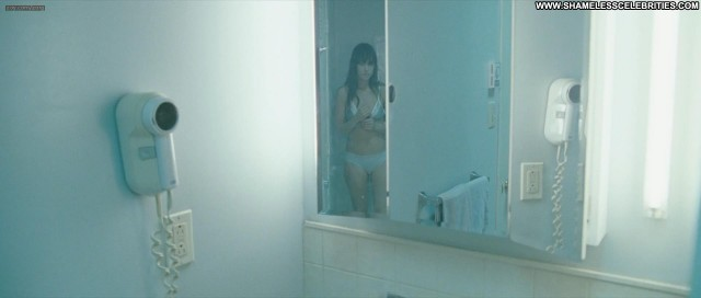 Olivia Wilde Deadfall Boobs Close Up Bathroom See Through