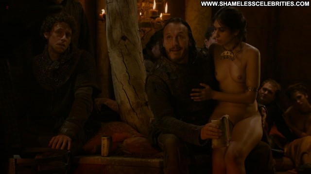Sahara Knite Game Of Thrones S2e9 Topless Posing Hot Nude