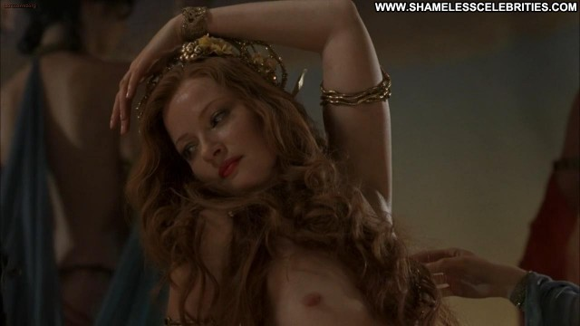 Gretchen Mol Boardwalk Empire Doggy Style Topless Posing Hot