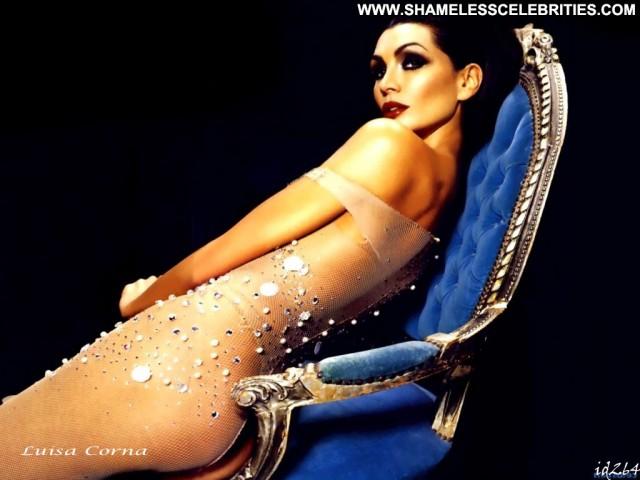 Luisa Corna St Barts Celebrity Posing Hot Babe Beautiful Hot Sexy