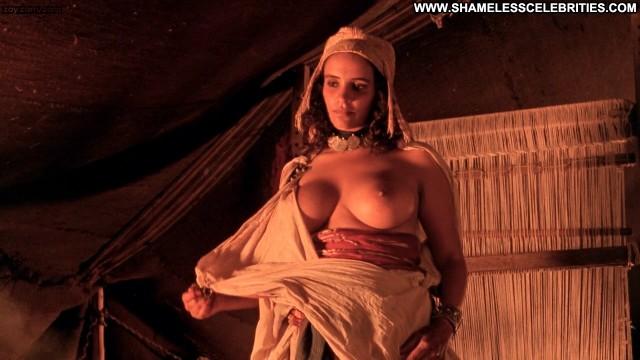 Amina Annabi The Sheltering Sky Uk Posing Hot Celebrity