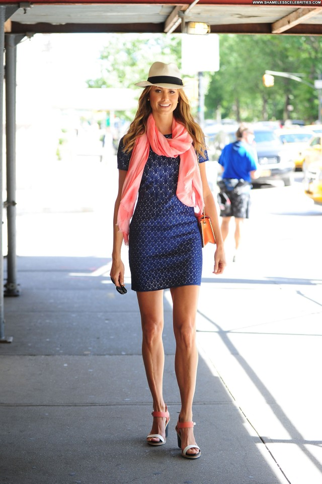 Stacy Keibler New York Celebrity Beautiful Candids High Resolution