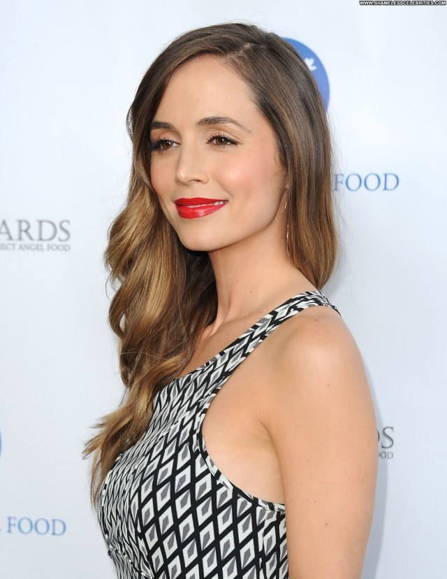 Eliza Dushku Los Angeles High Resolution Posing Hot Angel Babe Awards