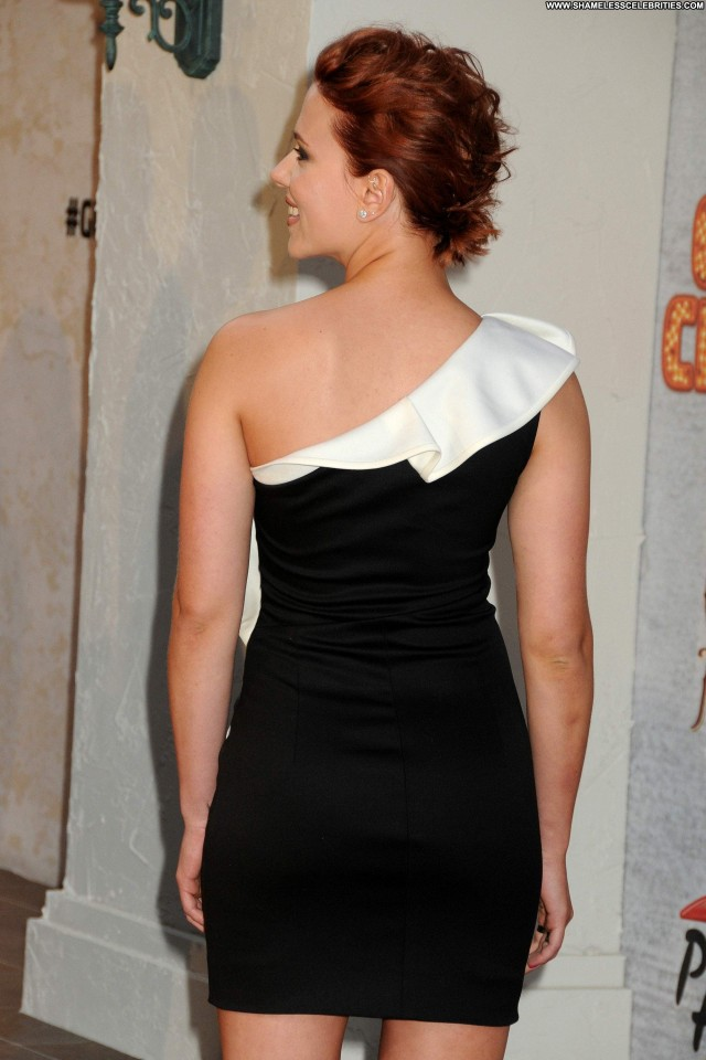 Scarlett Johansson Celebrity Babe Posing Hot Beautiful Awards High