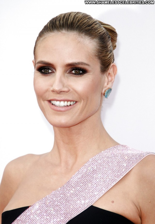 Heidi Klum Pictures Awards Celebrity Blonde Babe Famous Gorgeous Hd