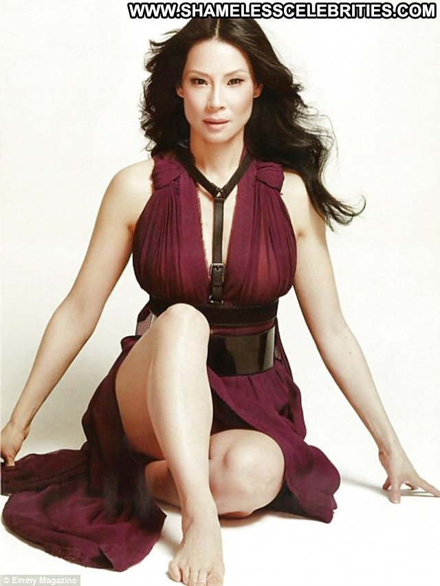 Lucy Liu Pictures Asian Celebrity Actress Sexy Hot Beautiful Posing