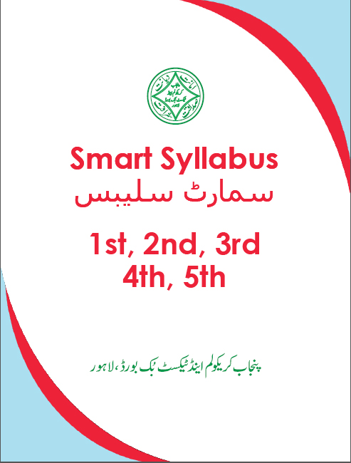 PCTB Smart Syllabus 2021 for Primary, Elementary & Class 9th, 10th in Government & Private School in Punjab