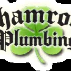 shamrock plumbing logo