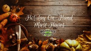 Shamrock Thanksgiving Blog Header