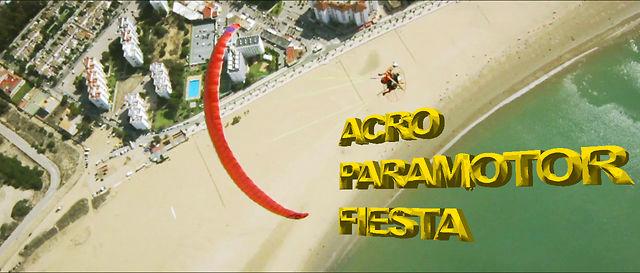 Acro Paramoteur Fiesta