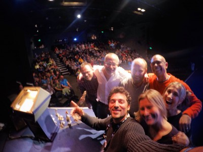 Film festivals Tour : Best Sound for SOP at Kendal !