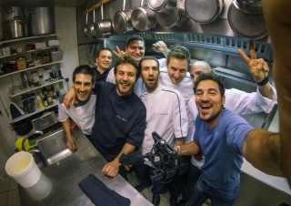 Julien Machet – Chef au Farçon
