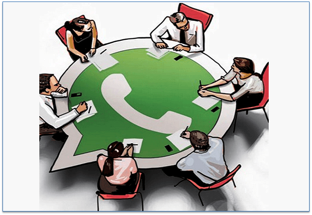 Open WhatsApp Group for