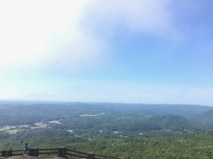 View from Black Rock Mountain