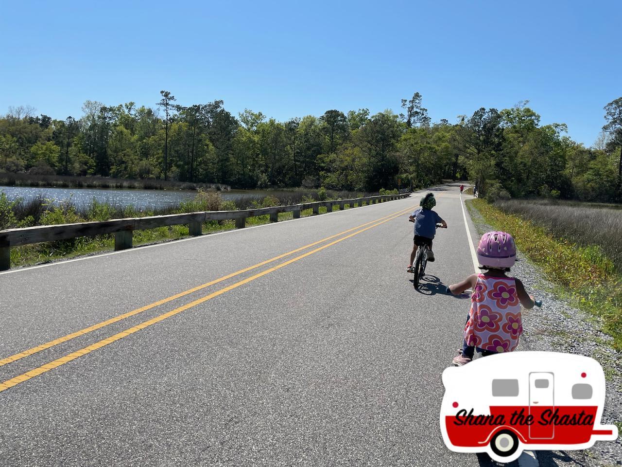 Cycling-bayous-at-Gulf-Islands-National-Seashore