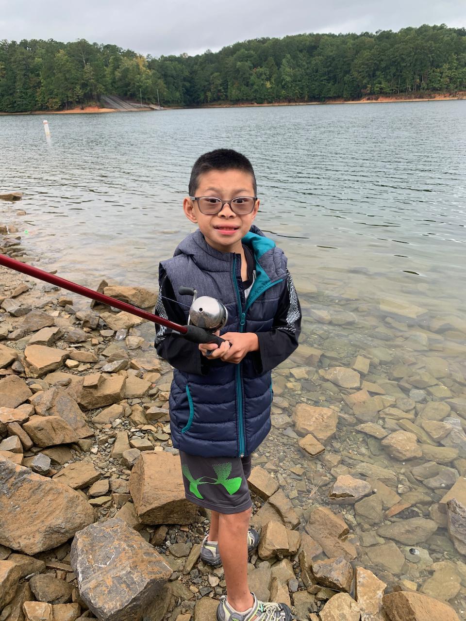 Little-Fisherman-Carters-Lake
