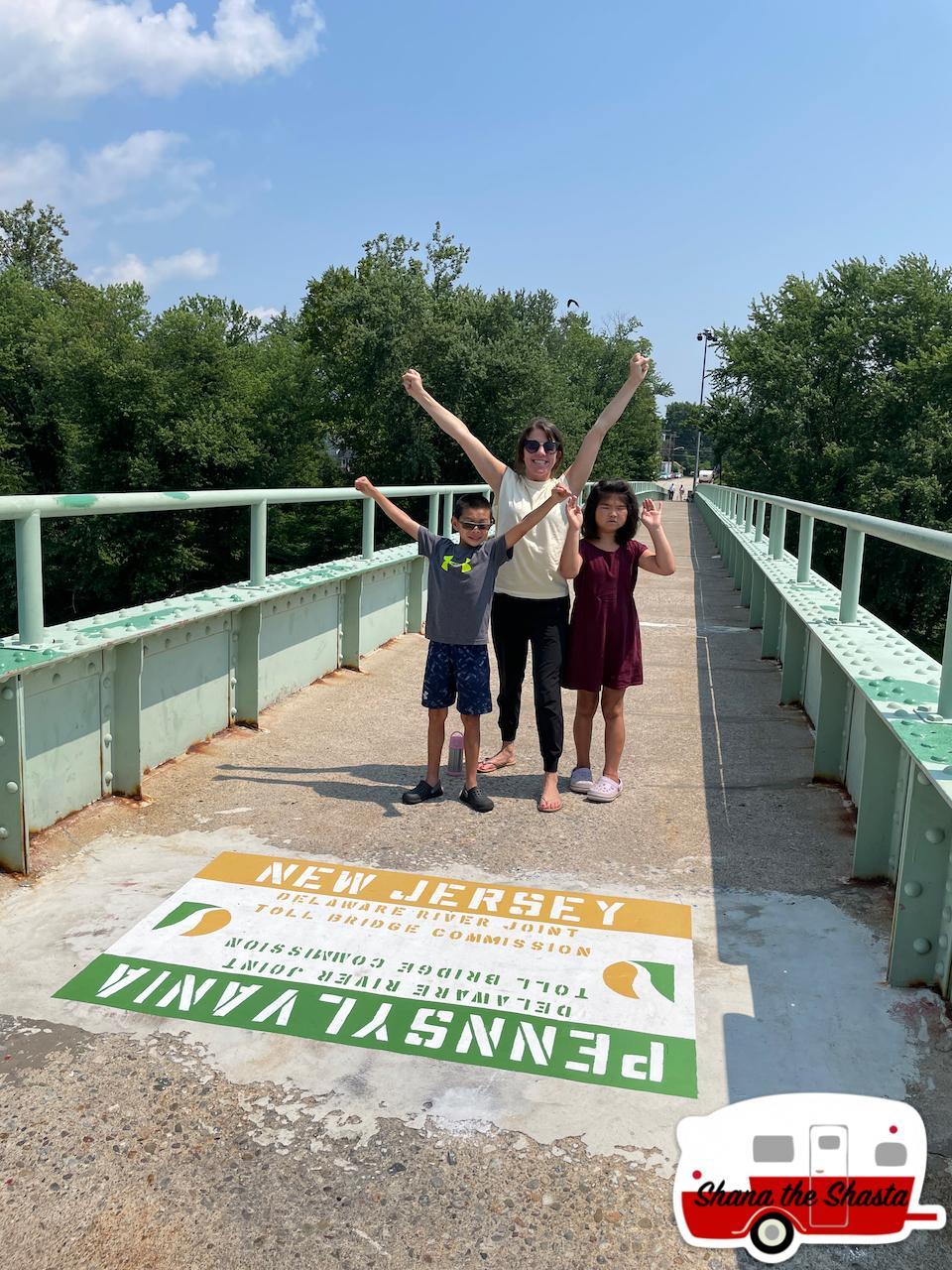 Pennsylvania-New-Jersey-Pedestrian-Bridge