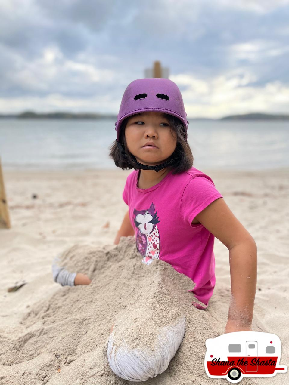 Sand-Castle-at-Lake-Lanier