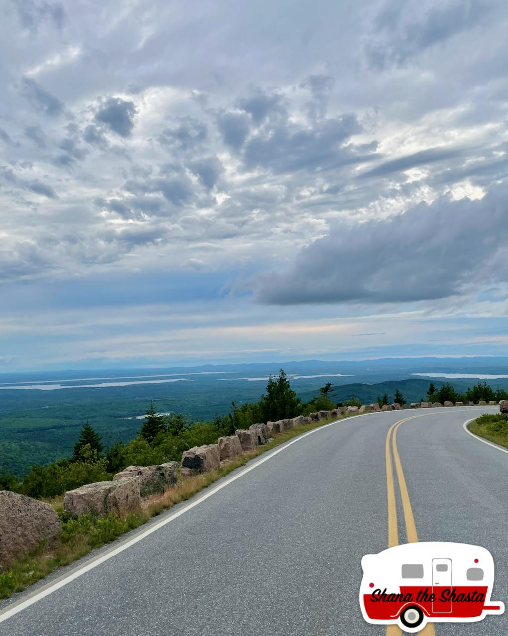 Sunset-View-from-Road-to-Cadillac-Mountain