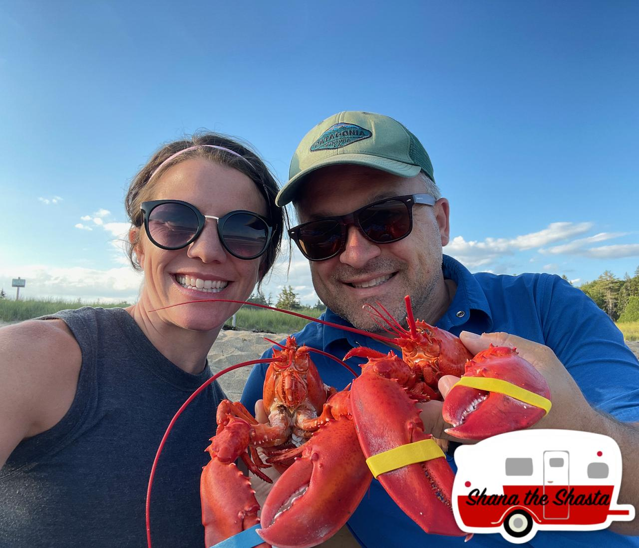 Two-Red-Chicken-Lobsters