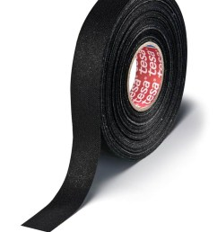 pet cloth tape for bundling and wire protection tesa 51006 [ 764 x 1080 Pixel ]