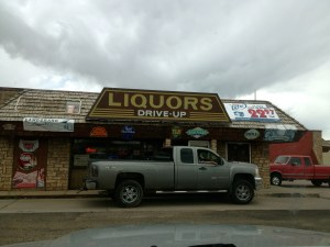 You know your in Wyoming when the gas stations have 'drive-thru' liquor stores.