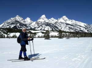 Val in the Tetons