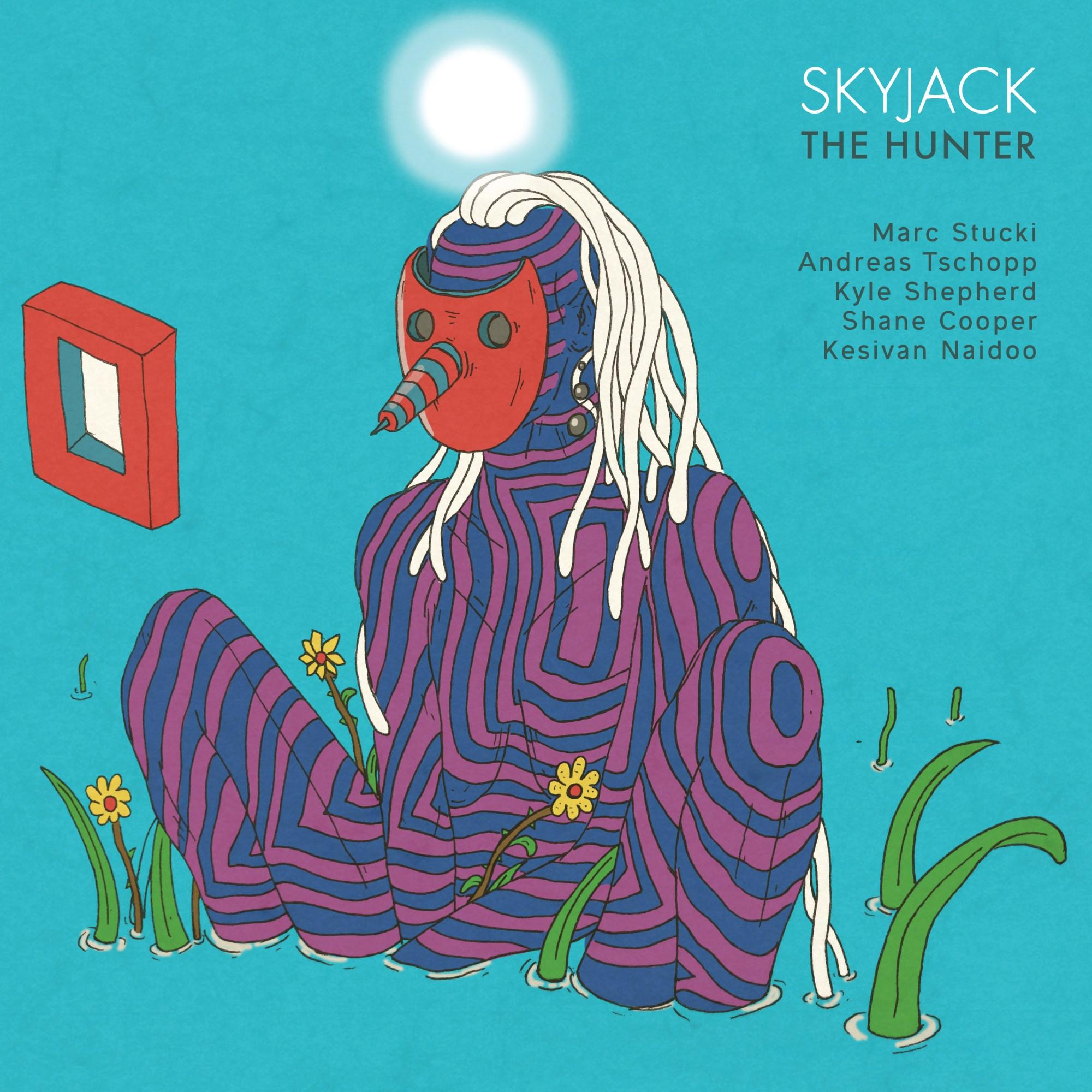 hight resolution of skyjack new cd the hunter