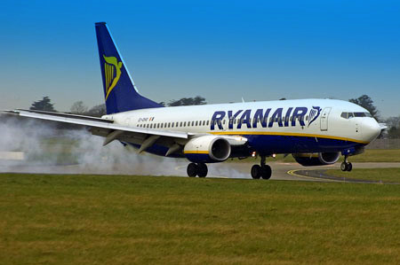 Ryan Air - Will Standing Passengers Work?