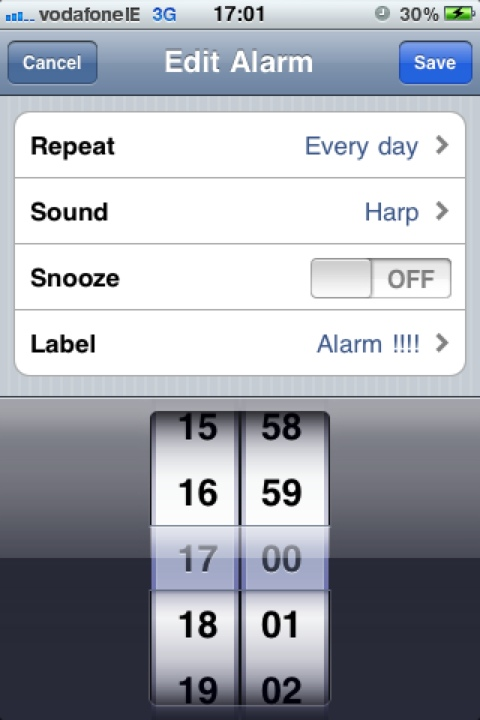 iPhone Alarm not working. How to fix iPhone 2011 alarm bug