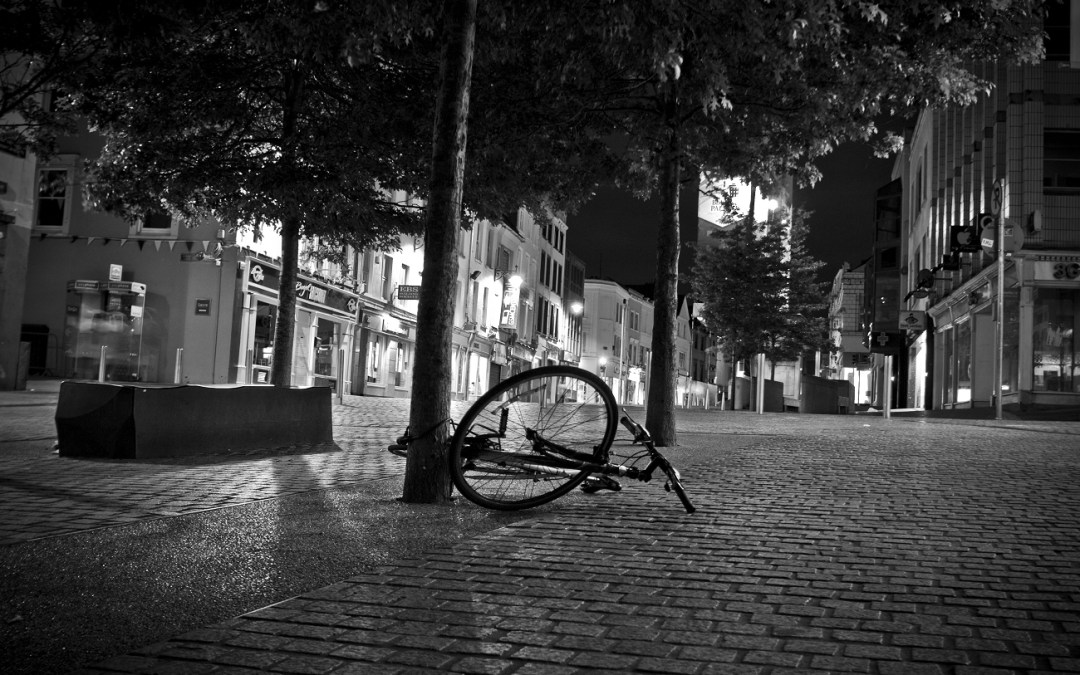 The Lonely Bike – Photo of the Week