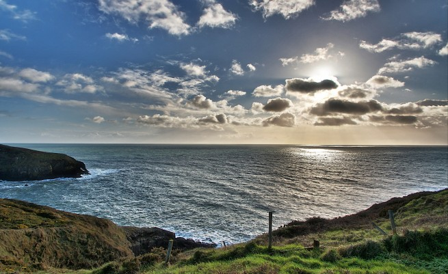 Ardmore Cliff Walk, Ardmore Co. Waterford, Ireland - Project 52
