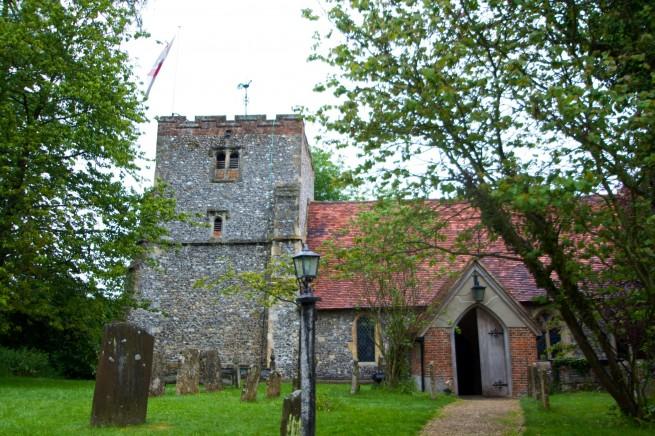 The Vicar of Dibley 1- Church used in the Vicar of Dibley