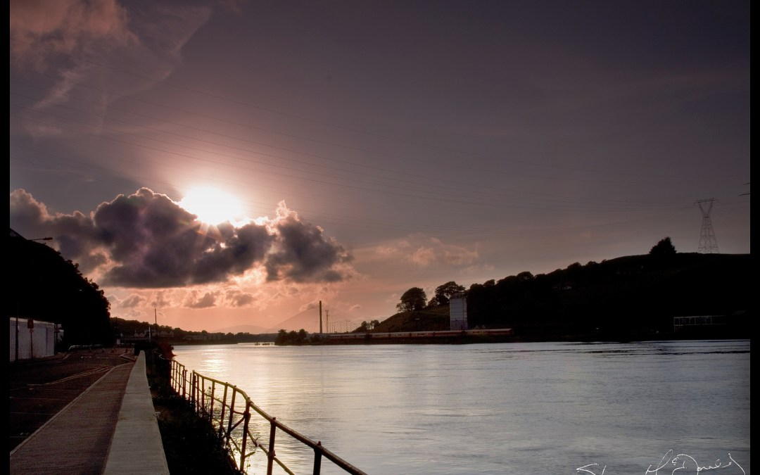 Sunset in Waterford : 23/Project52